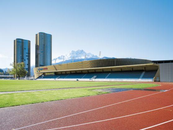 "Luzern Sportarena Almend ""Swissporarena"" (2009)"