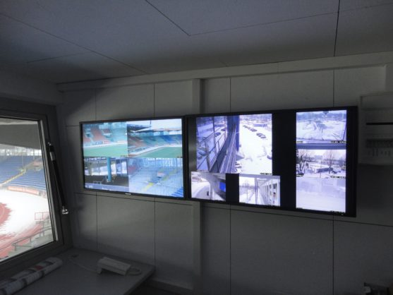 Braunschweig Eintracht Stadion – Überwachungsvideo (2013 – 2016)
