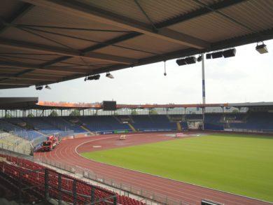 Braunschweig Eintracht Stadion – Beschallungstechnik SAA / ENS Sprachalarmierung (2013 – 2015)