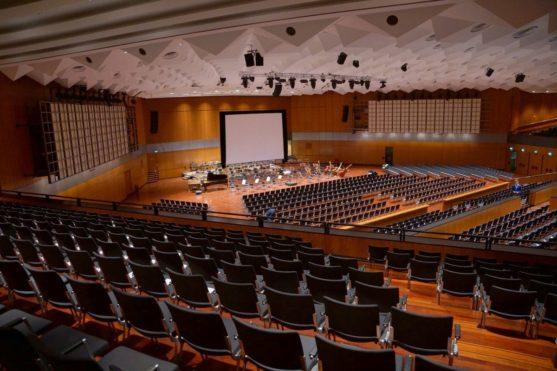 Stadthalle Braunschweig – Planung der Medientechnik (2008-2009)