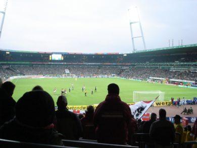 Schalltechnisches Gutachten für die Erweiterung des Bremer Weserstadions (2007)
