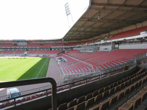 Bremer Weserstadion (2002-2003)