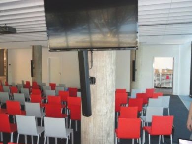 Hannover Leibniz Bibliothek – Neubau eines hochwertigen Konferenzraumes (2013 – 2016)