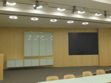 Hannover TUI Konferenztechnik im Kongresszentrum Hannover – Karl-Wiechert-Allee 4 (2015 – 2016)
