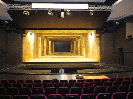 Lüneburg Theater – Erneuerung der Inspizientenanlage (2014 – 2016)