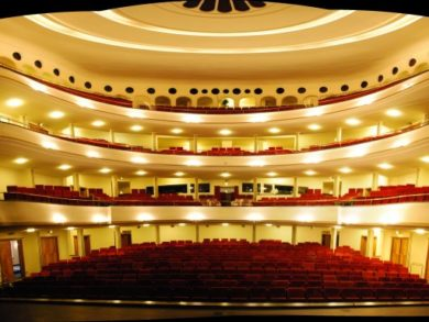 Braunschweig Staatstheater – Modernisierung der Beschallungs- und Videotechnik (2008-2009)