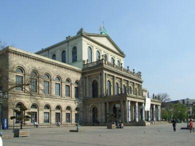 Niedersächsische Staatsoper Hannover (2005 – 2007)