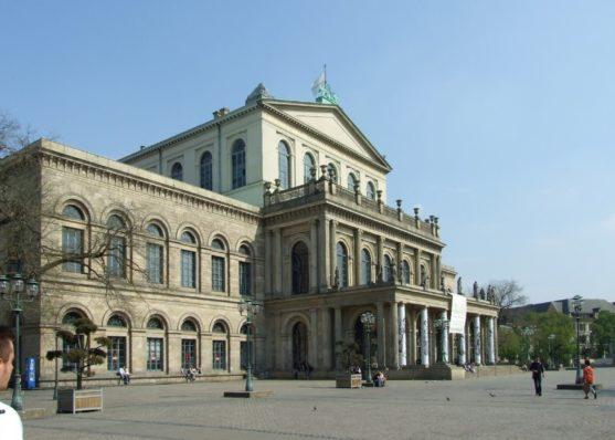 Hannover Niedersächsische Staatsoper (2006-2007)
