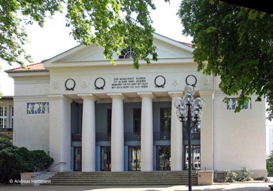 Hildesheim Stadttheater – Inspizienten- und Alarmierungsanlage (2007 – 2013)