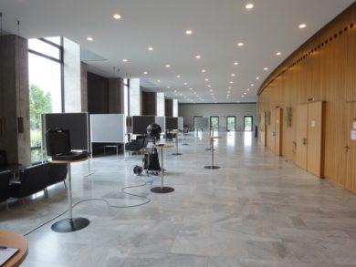 Hannover Übergangsbetrieb des Niedersächsischen Landtages (2015)