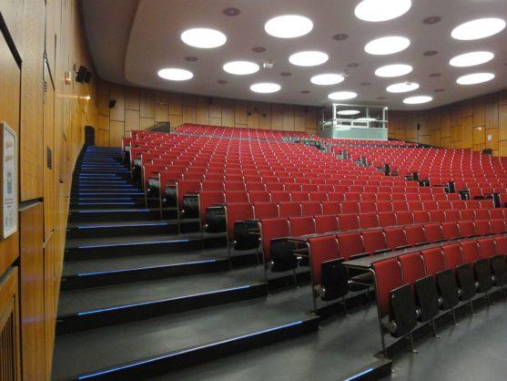 Hannover Leibniz Universität – Hörsaal Audimax (2017)
