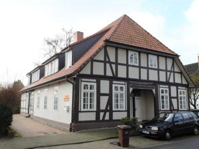 Harpstedt Gemeindesaal und Pfarrhaus (2015)