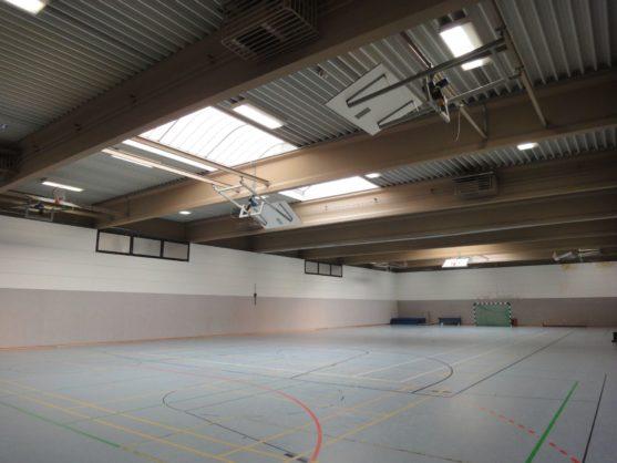 Hemmingen Sporthalle der KGS Hemmingen (2015 – 2016)