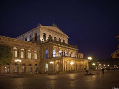 Hannover Staatsoper – Erneuerung der Inspiziententechnik und des Notfallwarnsystems (2015 – 2016)