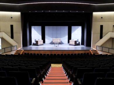 Technische Sanierung des Stadttheaters Lippstadt (2016 – 2018)