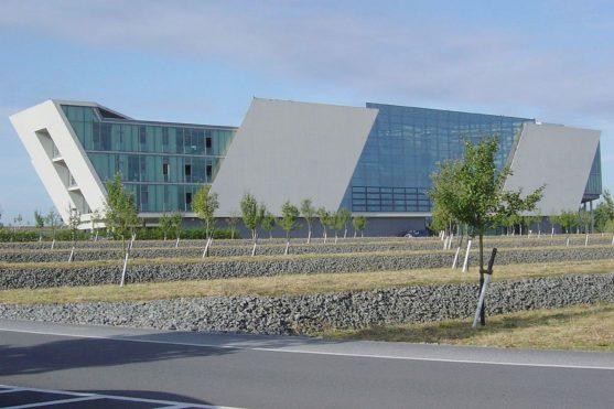 Wolfsburg – Volkswagen AG Mobile Life Campus (Auto UNI) (2007)