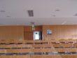 Hannover Leibniz Uni Hörsaal im Gebäude 3702