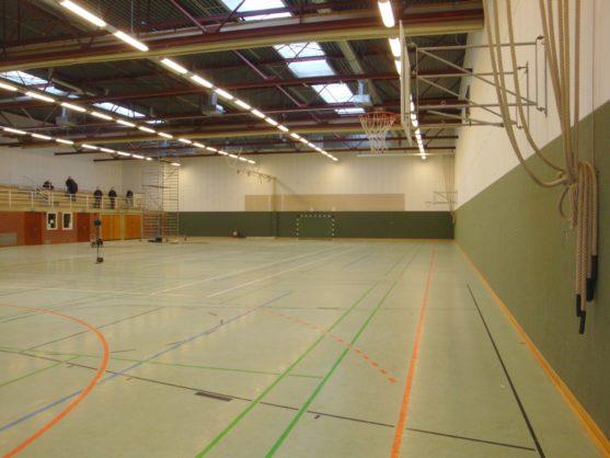 Lachendorf Realschule – Sanierung der Sporthalle (2012)