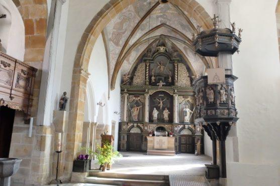 Wennigsen Klosterkirche (2017)