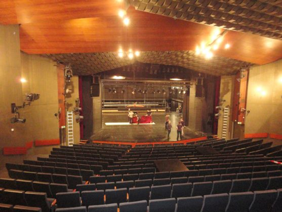 Kassel Staatstheater – Modernisierung der Sprachalarmierungsanlage (SAA) und Inspiziententechnik (2018)