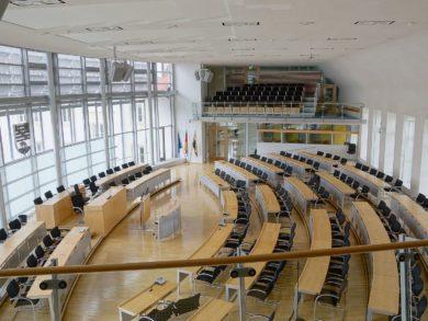 Magdeburg Landtag– Erneuerung der Beschallungstechnik (2013 – 2015)