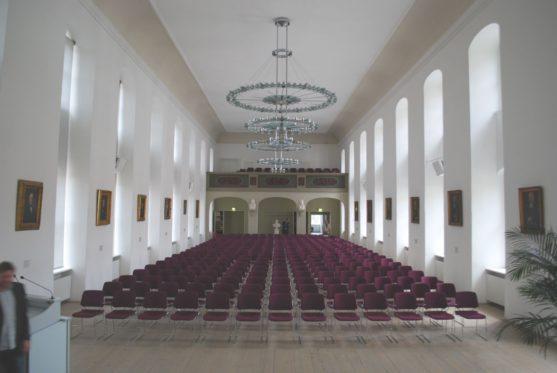 Halle – Frankesche Stiftung (2014 – 2015)
