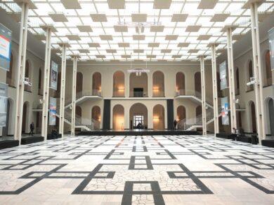 Hannover Leibniz Universität Lichthof (2018 – 2020)