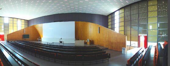 Braunschweig Technische Universität, Gebäude Audimax (2018 – 2021)