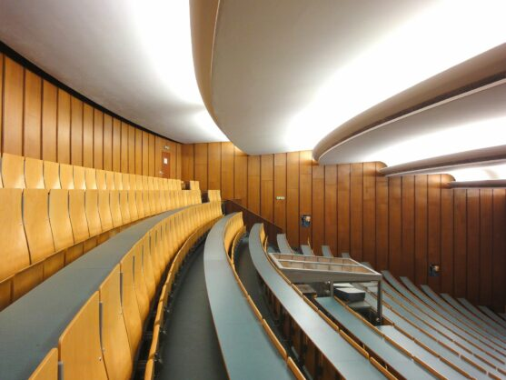 Hannover Leibniz Universität Großer Physikhörsaal (2017 – 2019)