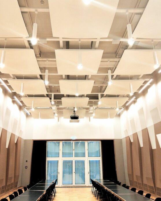 Lübeck Musik- und Kongresshallen GmbH  Sanierung des Orchester-proberaums (2018 – 2019)